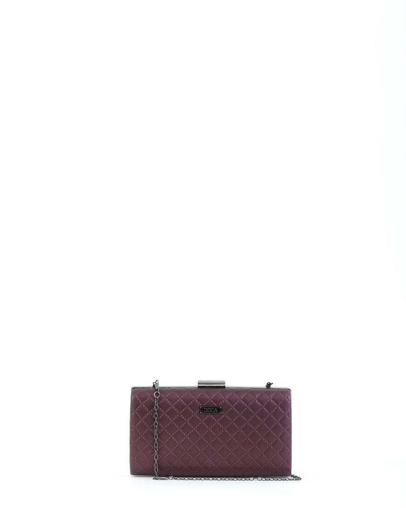 Bordeaux clutch
