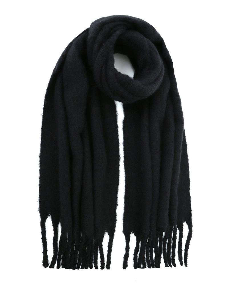 Pashmina-Schal schwarze