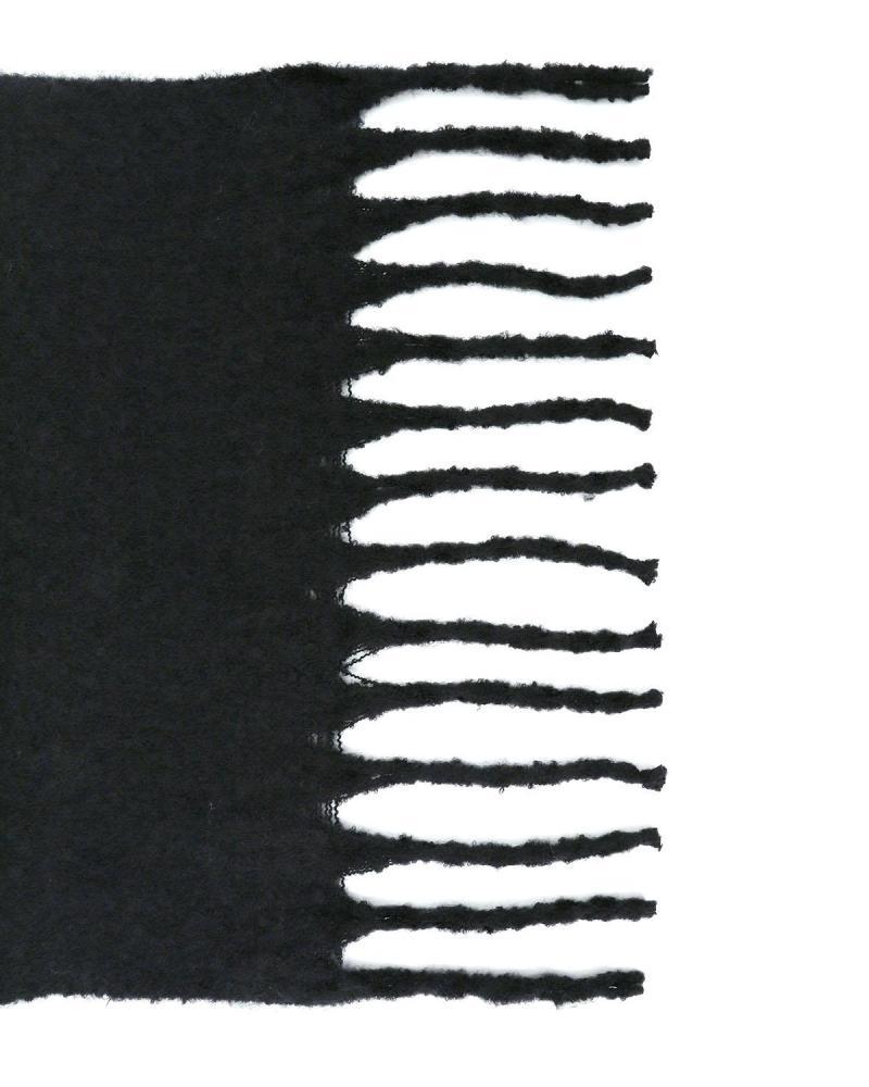 Black pashmina-scarf