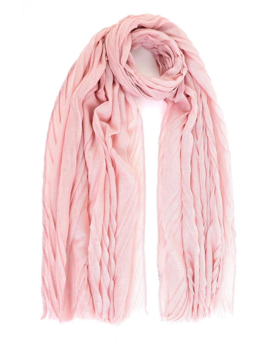 Foulard-Tücher rosa