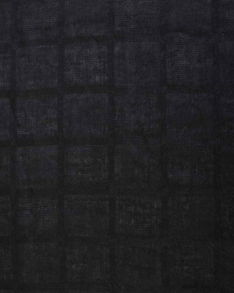 Φουλάρι-Εσάρπα μαύρη