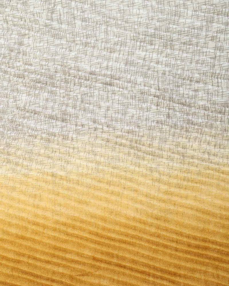 Φουλάρι-Εσάρπα κίτρινη