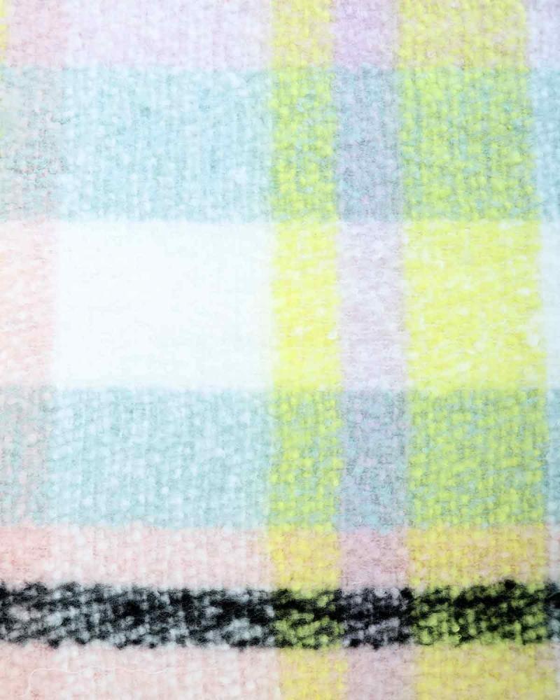 Pashmina-schal mehrfarbig