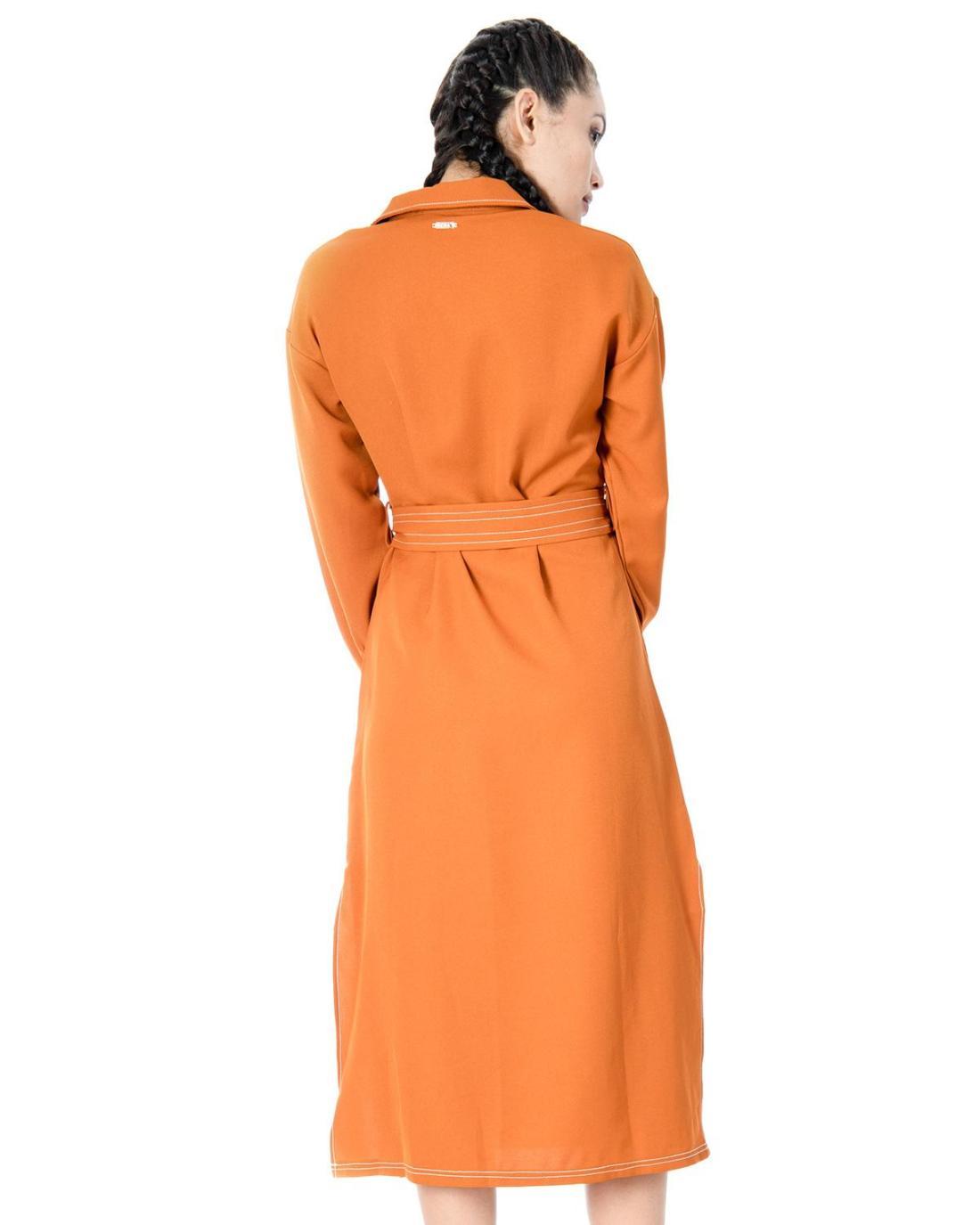 Hellbraunes Kleid