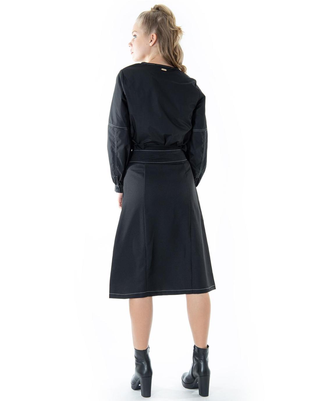 Φούστα μαύρη