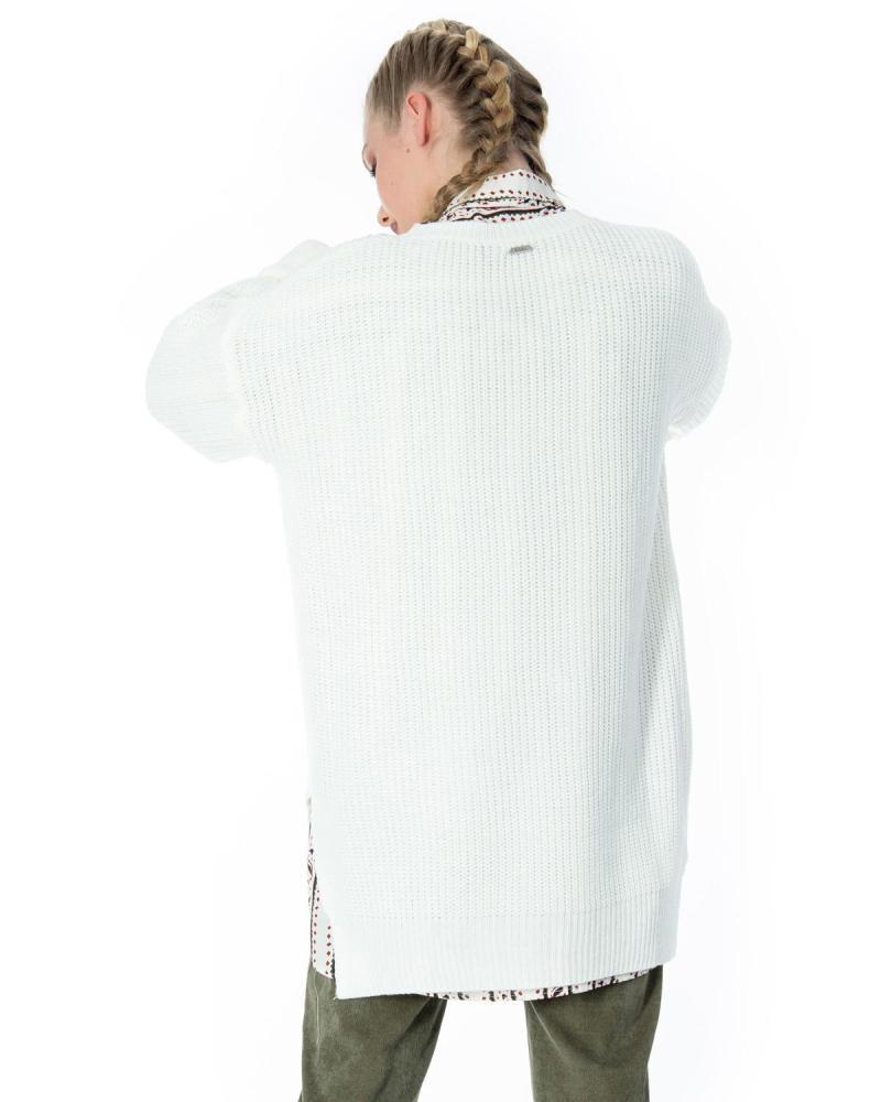 Πουλόβερ άσπρο