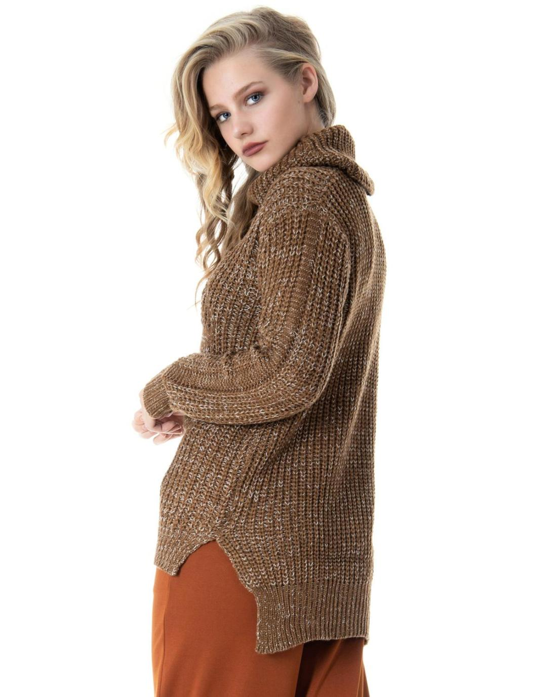 Brown Pullover