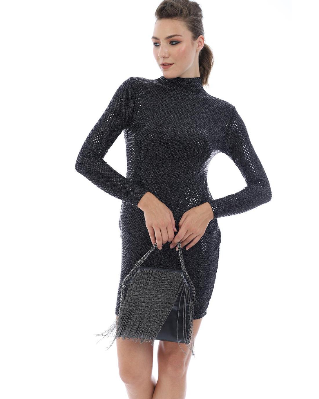 Φόρεμα μαύρο