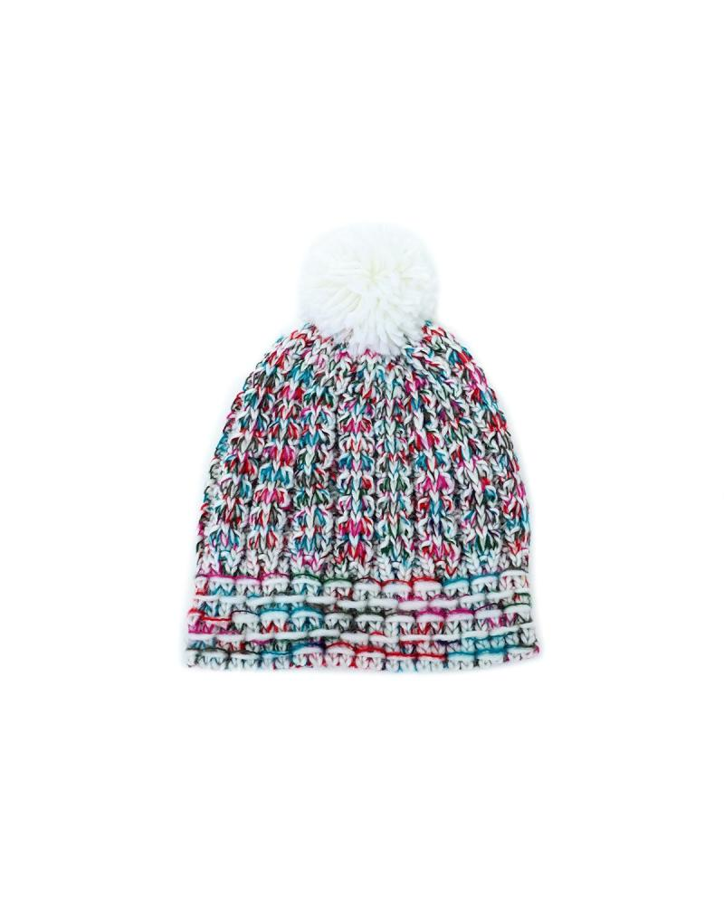 Multi color beanie