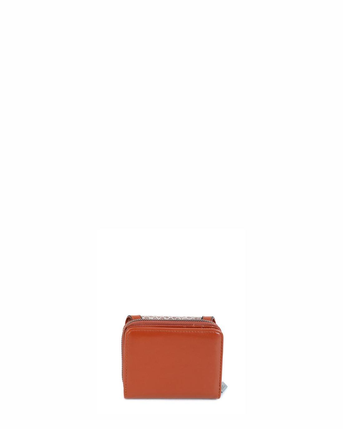 Portemonnaie braun