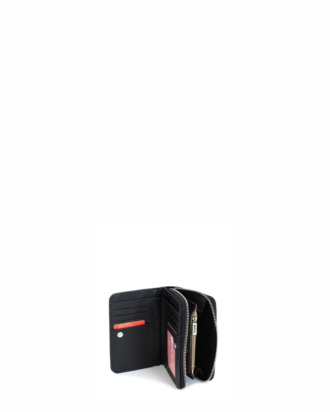 Portemonnaie schwarz