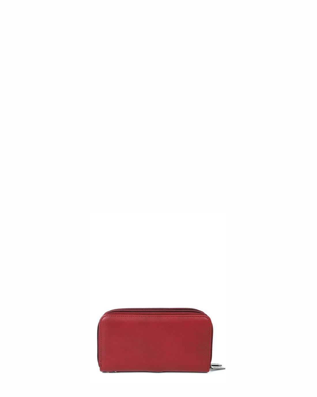 Πορτοφόλι κόκκινο