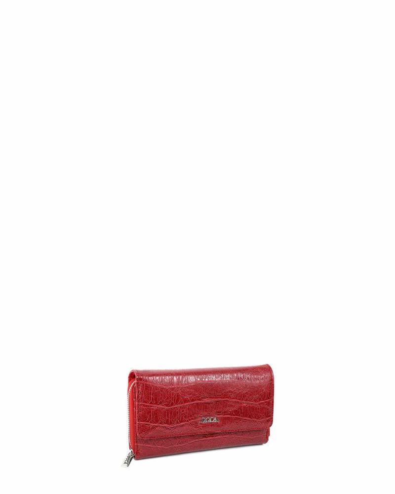 Portemonnaie rot