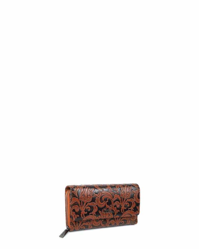 Brown wallet
