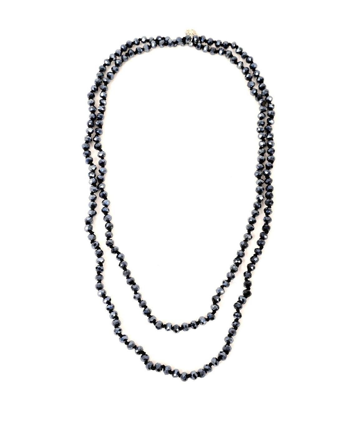 Halskett schwarz