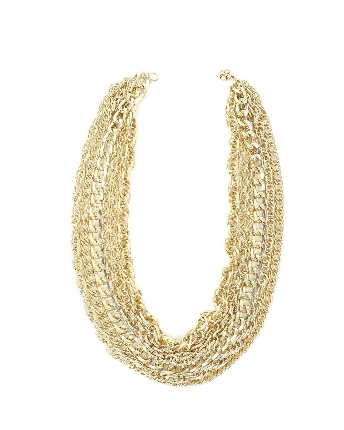 Halskett gold