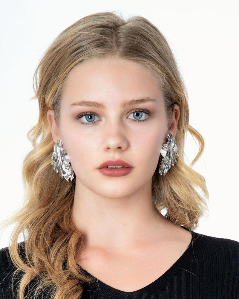 Σκουλαρίκια ασημί