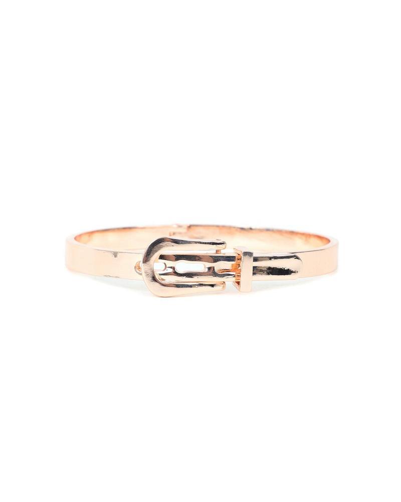 Rose gold bracelet