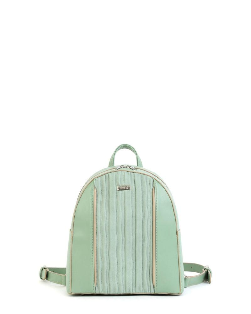 Mint green backpack