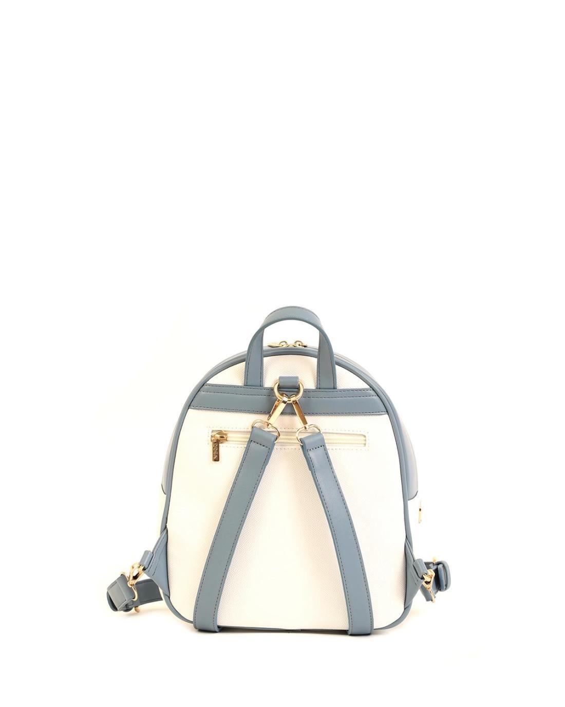 Backpack light blue