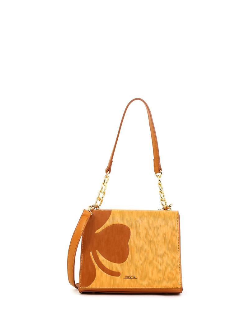 Hellbraune handtasche