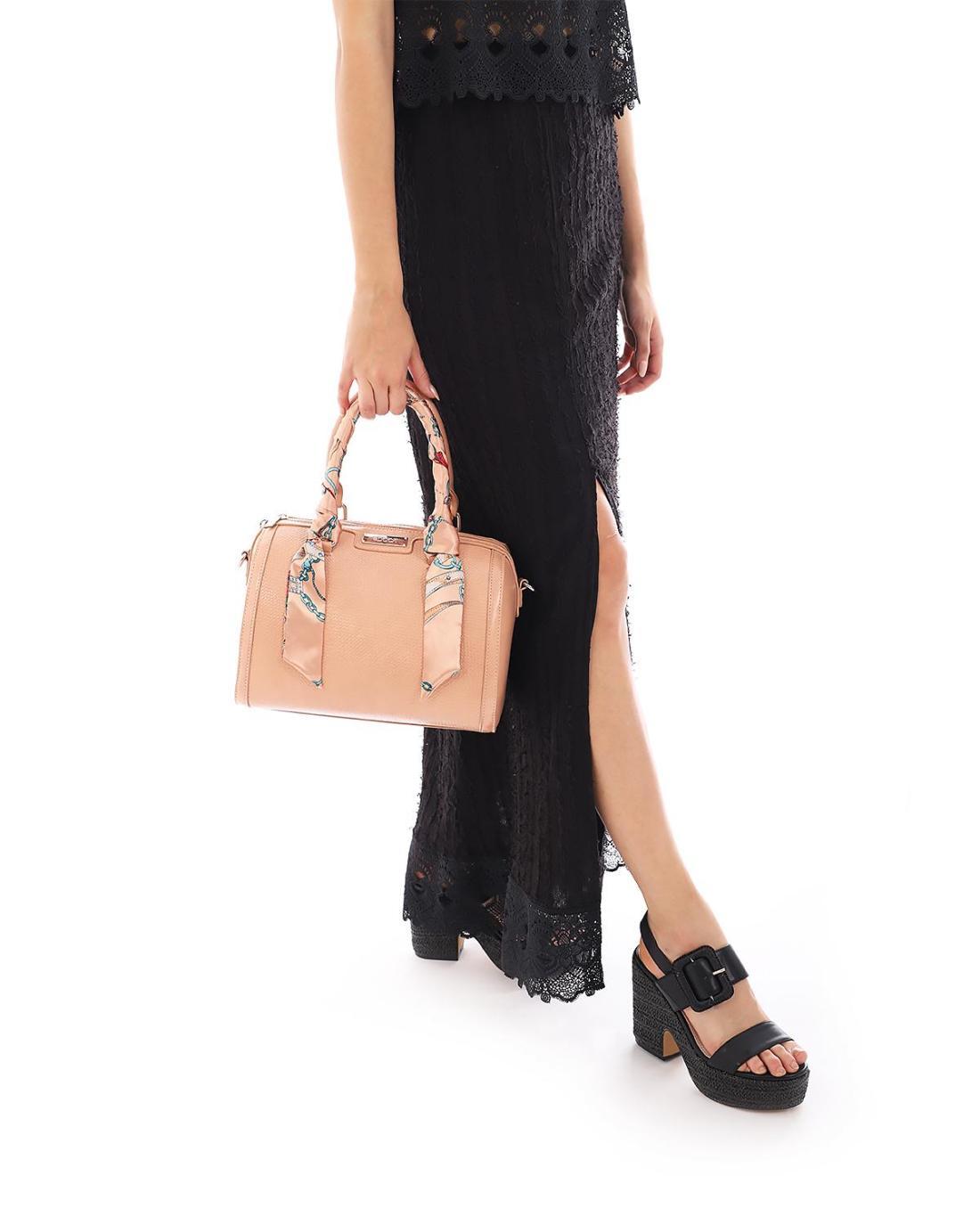 Rosa handtasche