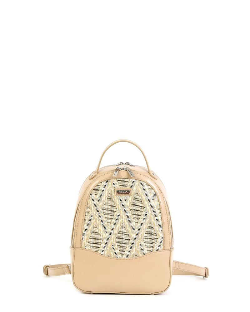 Backpack beige