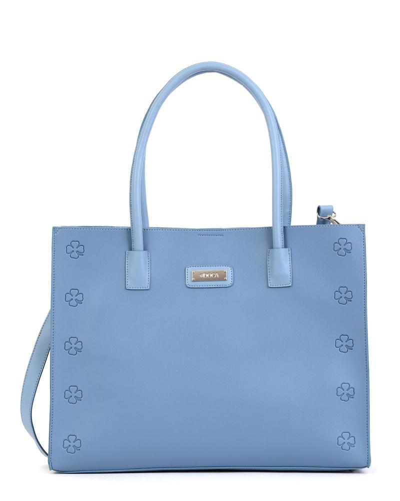 Hellblau handtasche