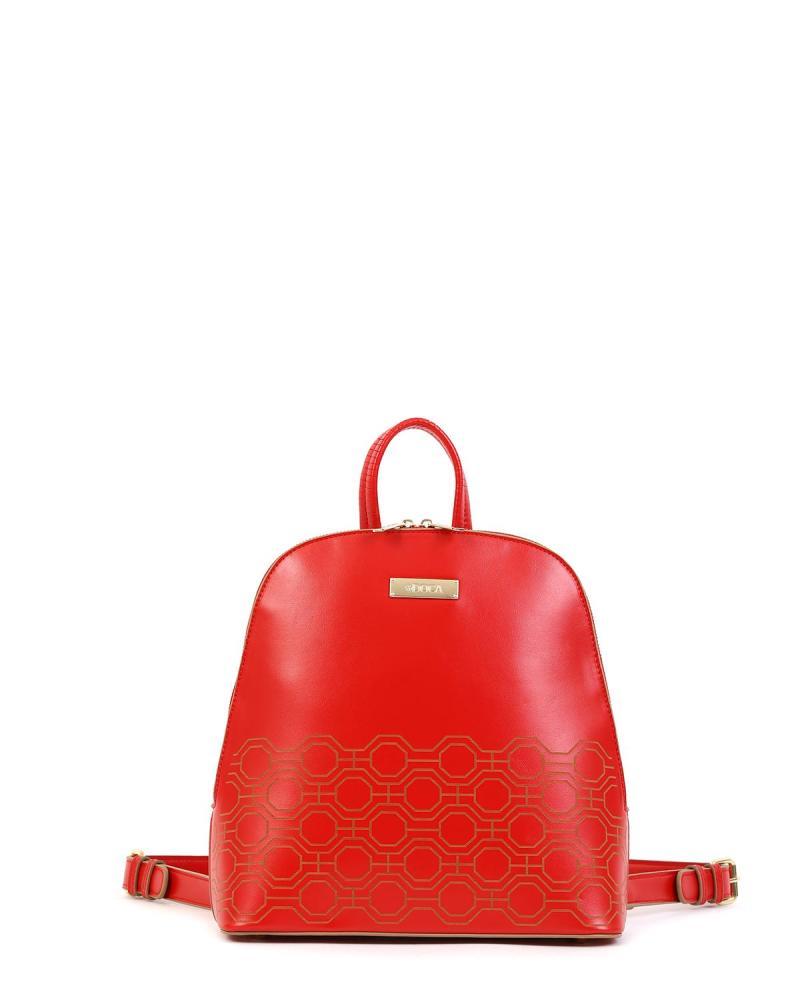 Rote rucksack
