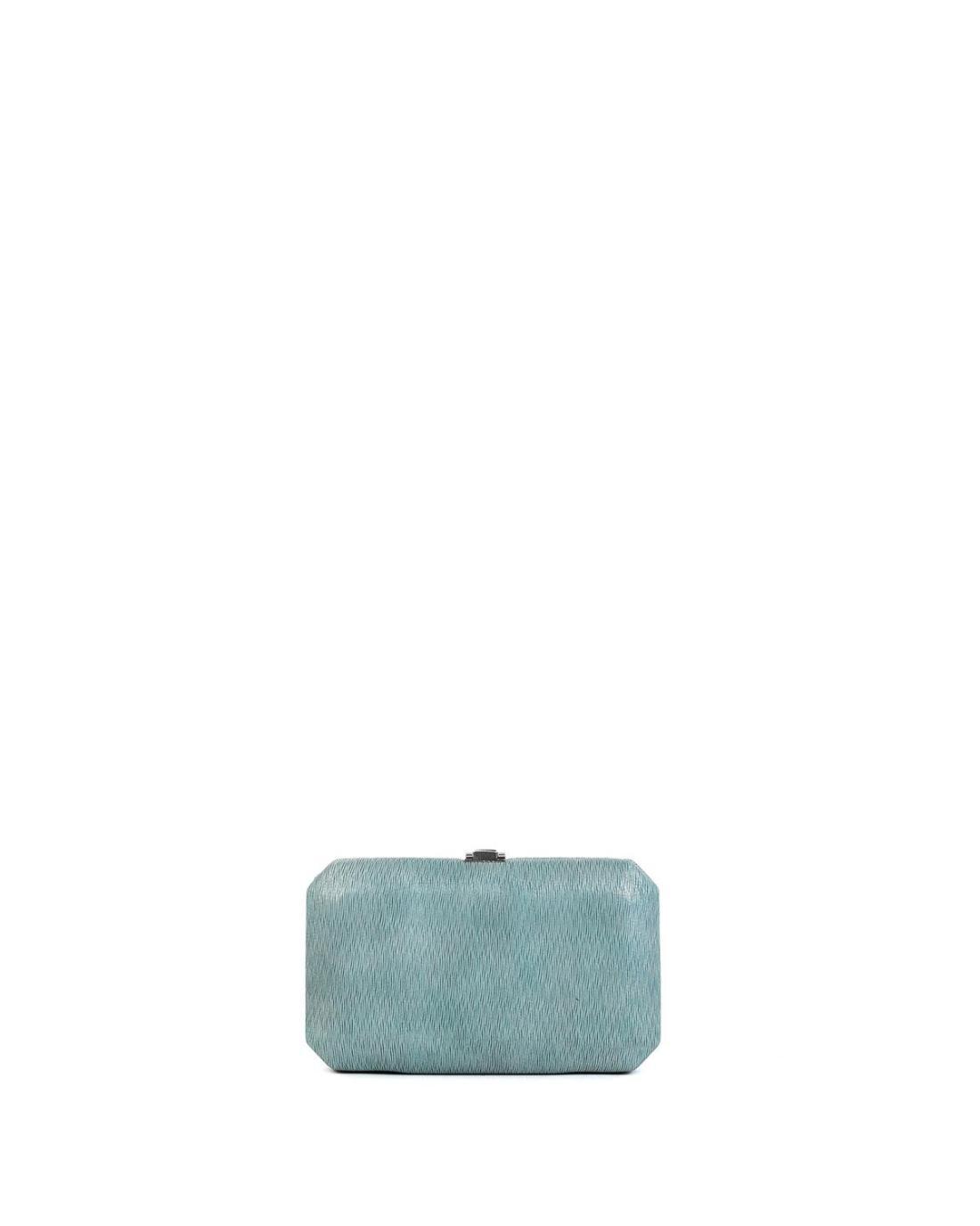 Light blue clutch