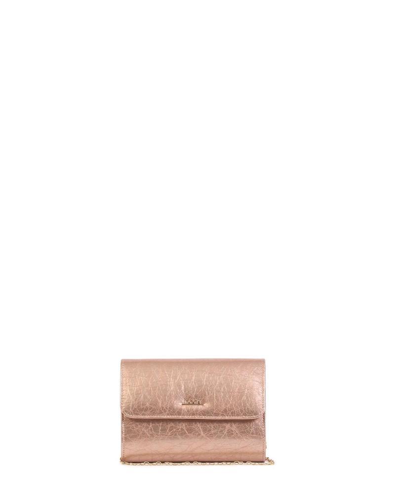 Τσάντα φάκελος ροζ