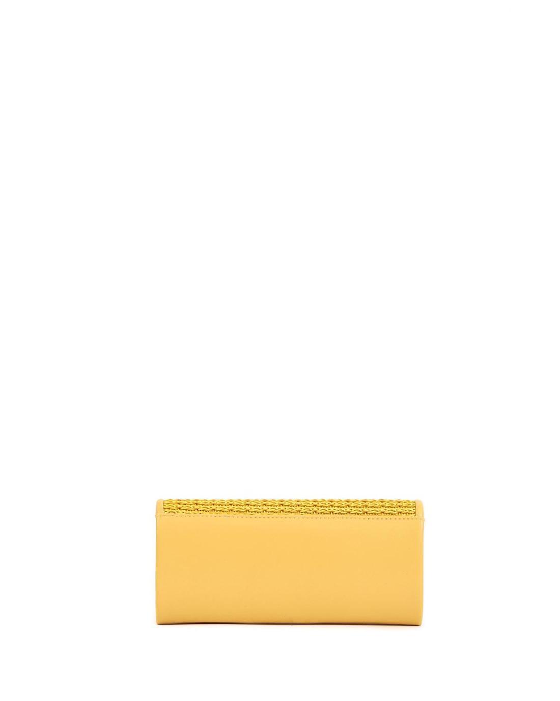Yellow envelope bag