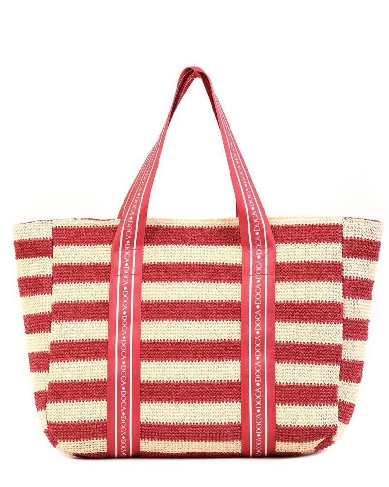 Τσάντα θαλάσσης ροζ