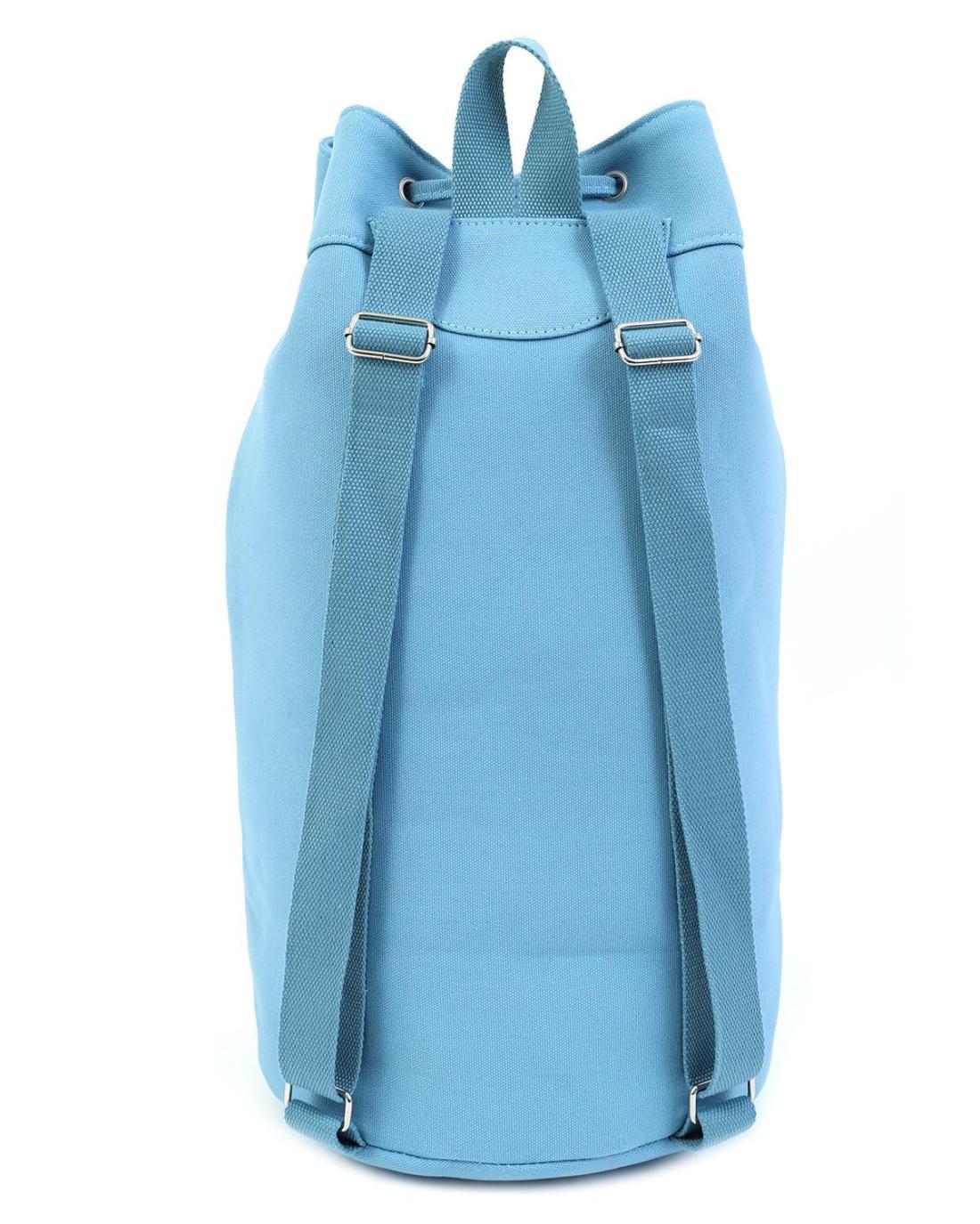 Τσάντα θαλάσσης γαλάζια