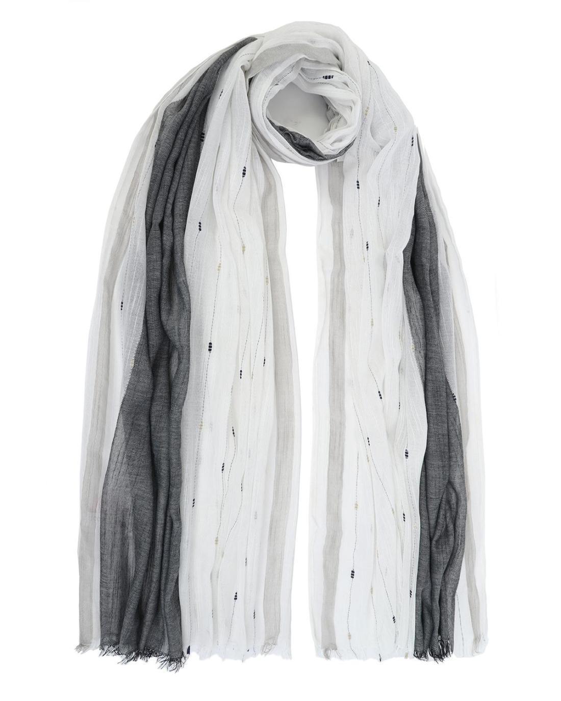 Παρεό-Φουλάρι μαύρο