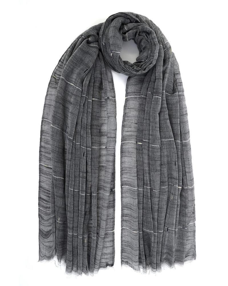 Grau pareo-foulard