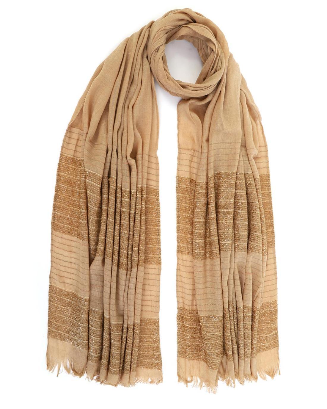 Braun pareo-foulard