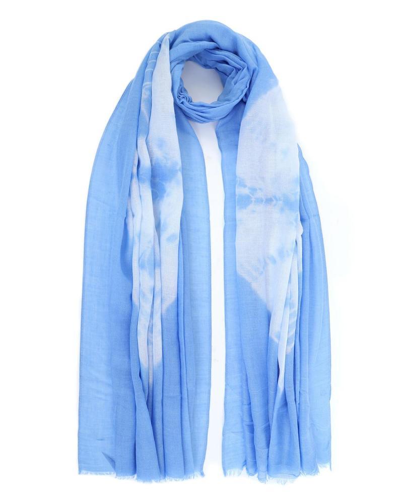 Παρεό-Φουλάρι γαλάζιο