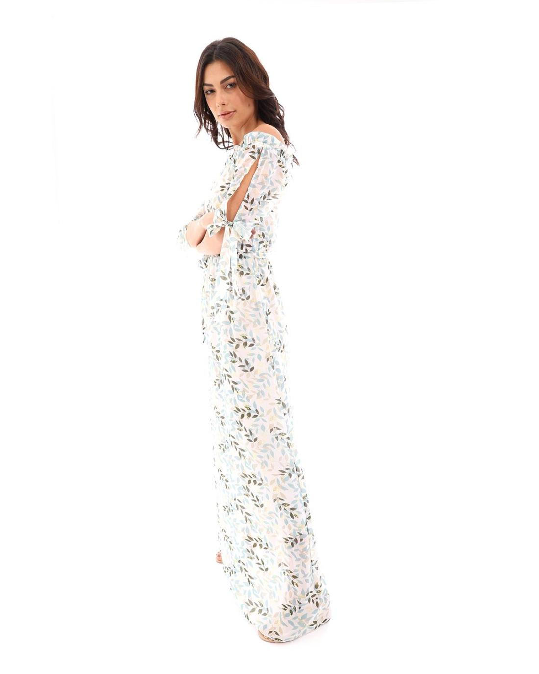 Φόρεμα άσπρο