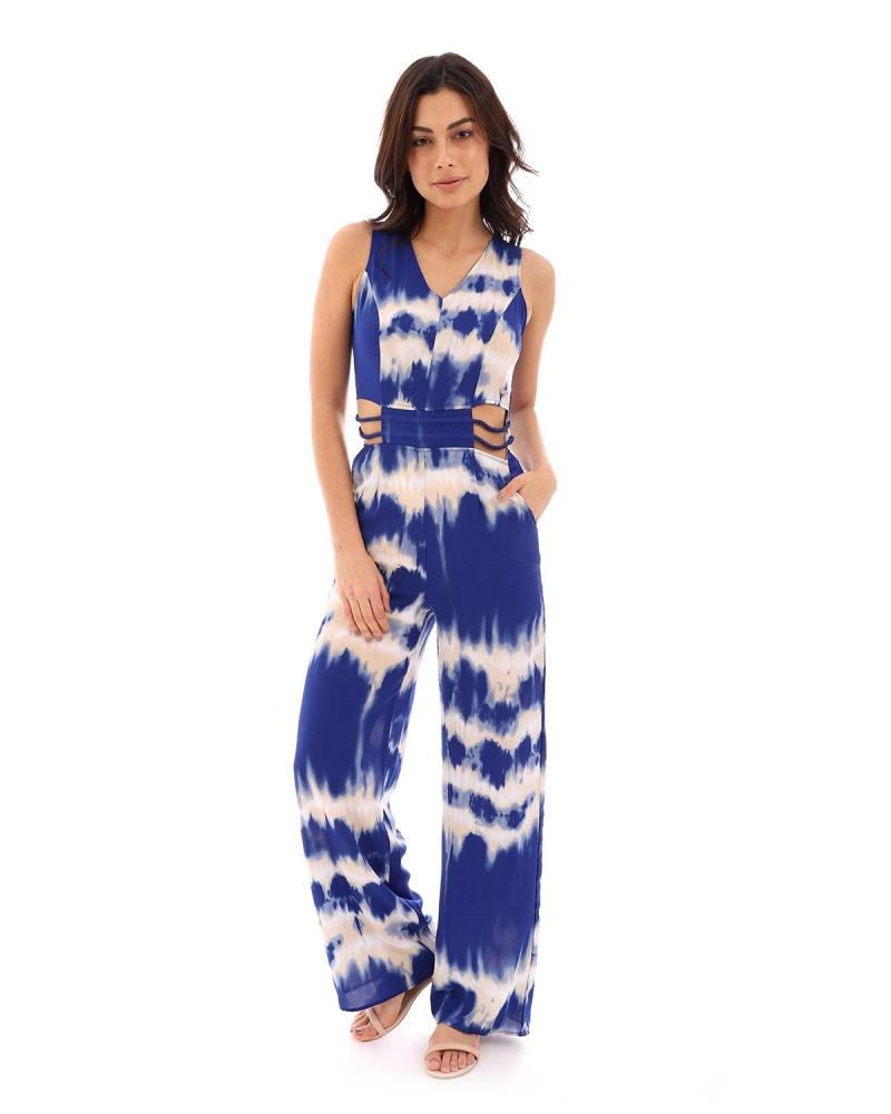 Ολόσωμη φόρμα μπλε