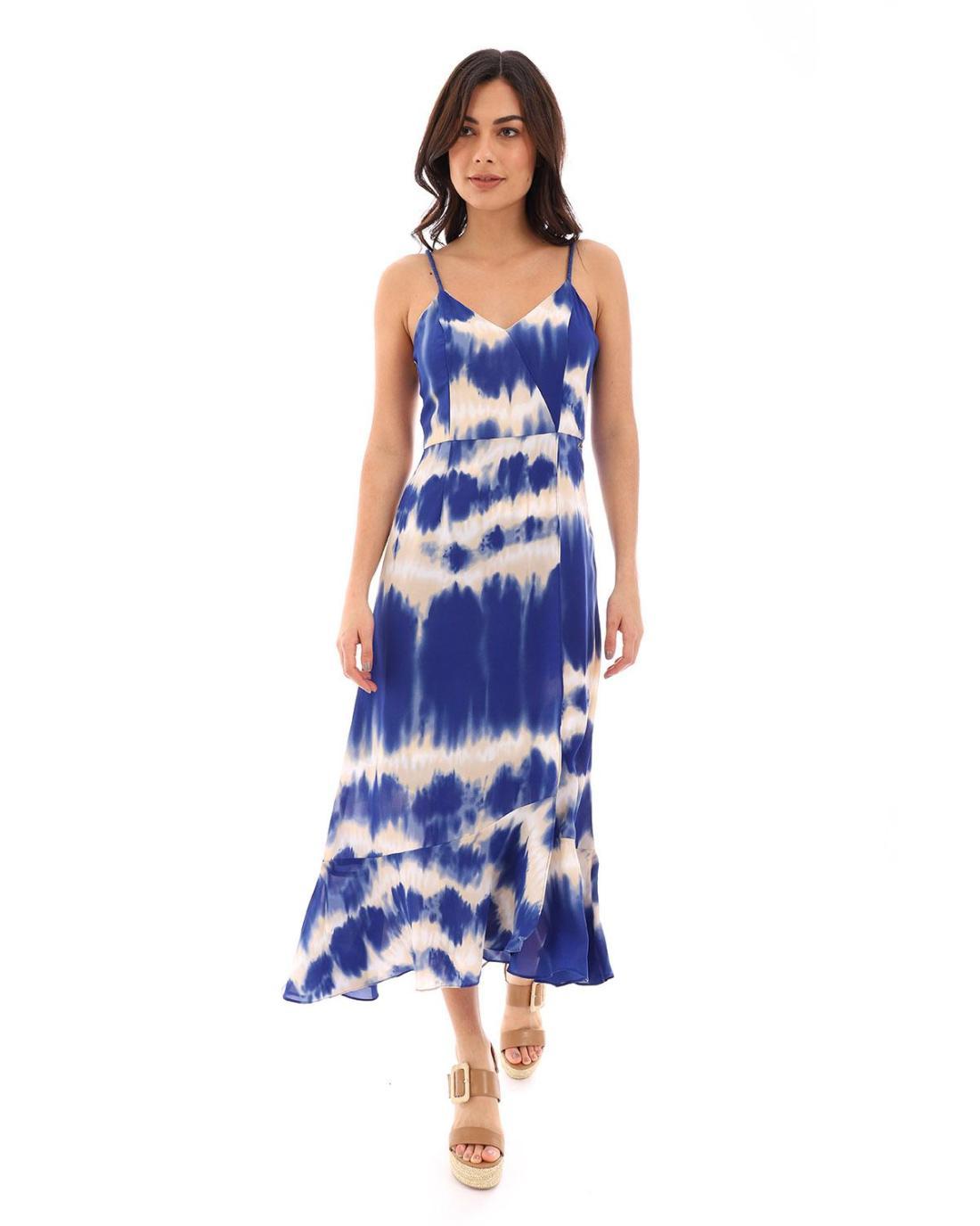 Φόρεμα μπλε