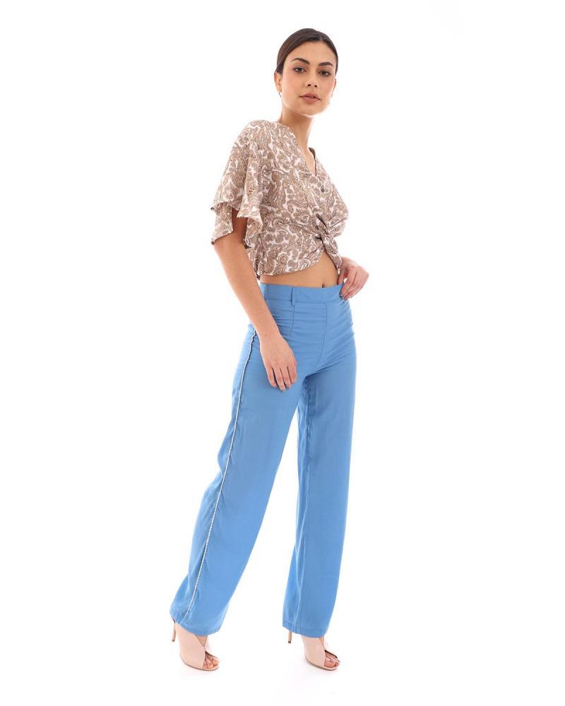Παντελόνι γαλάζιο