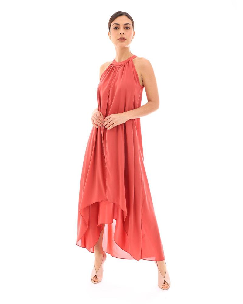 Rosa kleid