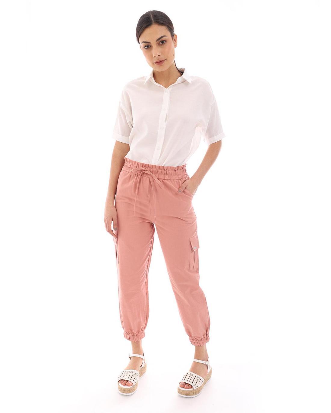 Παντελόνι ροζ