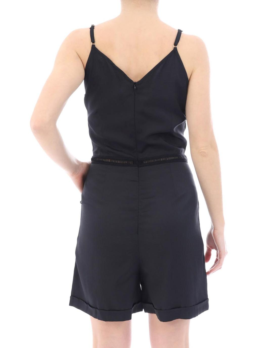 Ολόσωμη φόρμα μαύρη