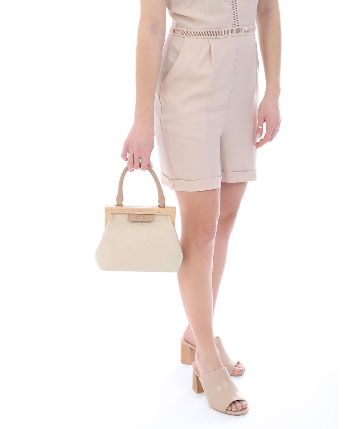 Ολόσωμη φόρμα μπεζ