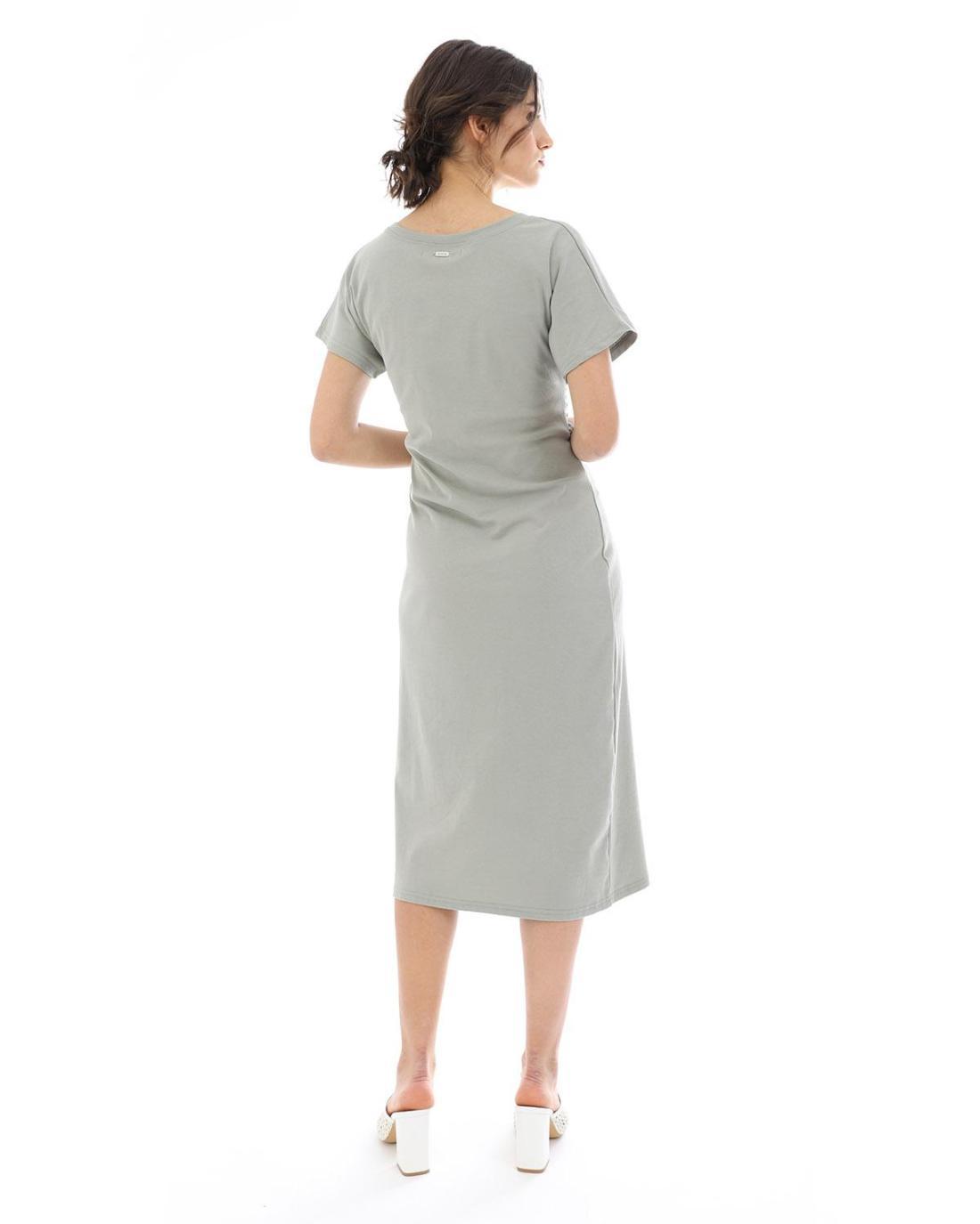 Φόρεμα χακί