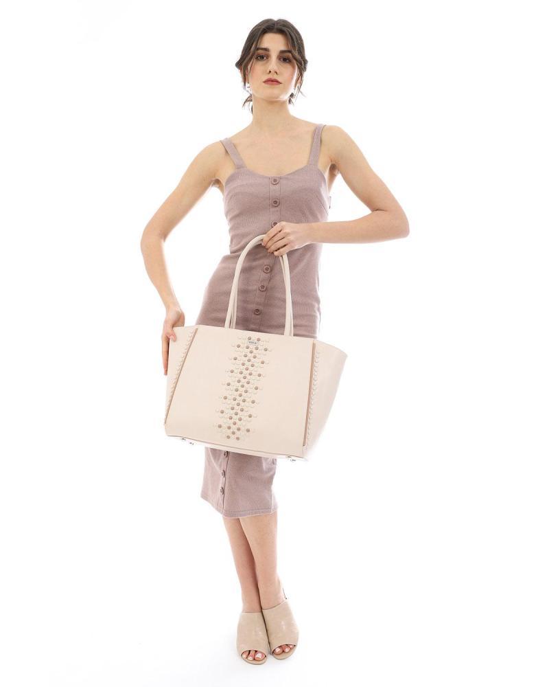 Φόρεμα μπεζ