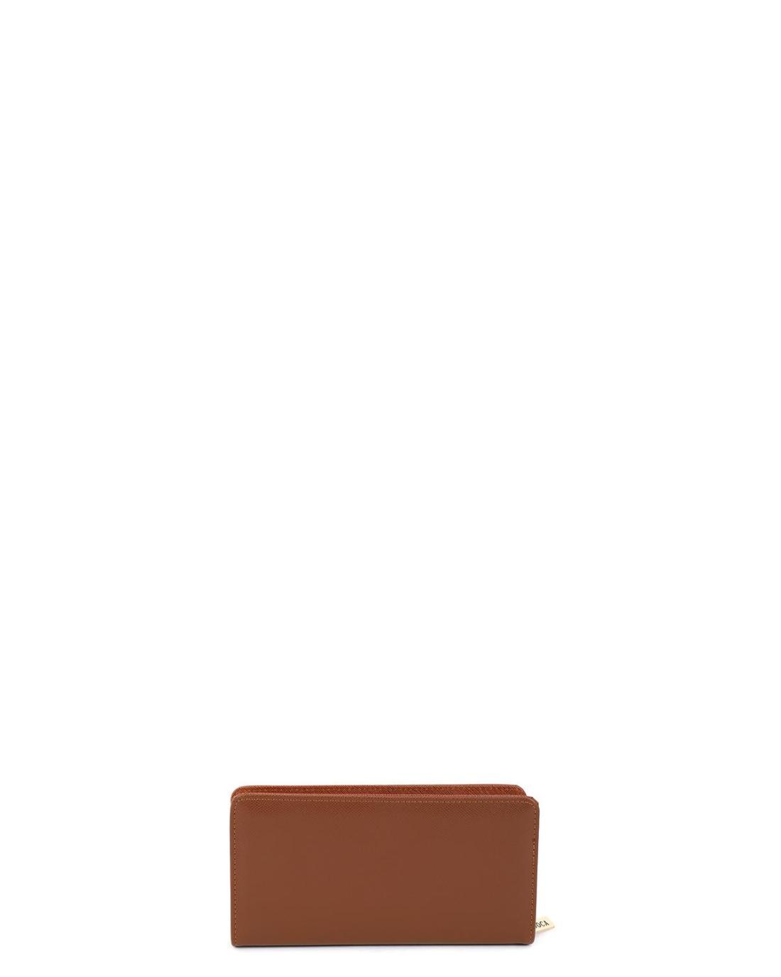 Πορτοφόλι καφέ