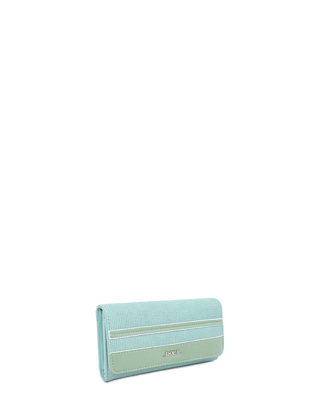 Πορτοφόλι πράσινο της μέντας